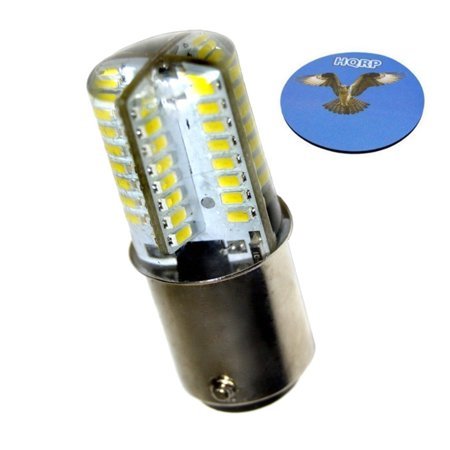 HQRP 40V LED Light Bulb Cool White For Kenmore 4040 Best Kenmore Sewing Machine Light Bulb