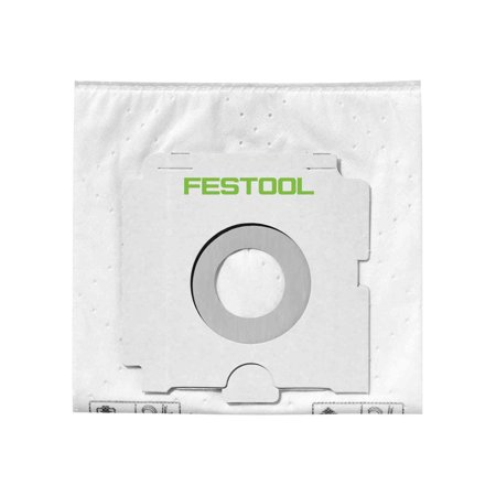 Festool 496187 Selfclean Fleece Filter Bag For Dust Extractor CT 26, 5 -