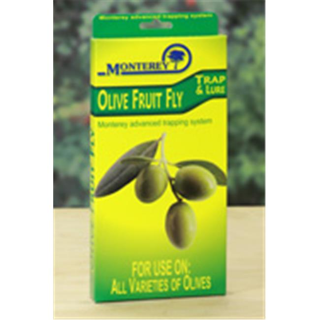 Monterey LG 8700 Olive Fruit fly Trap-2 Traps - Pack of 12