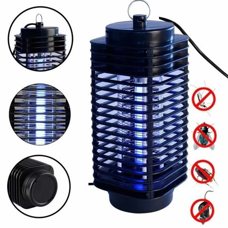 VicTsing 110 LED Electric Mosquito Fly Bug Insect Killer Lamp Mosquito Repellent Night Lamp Zapper US