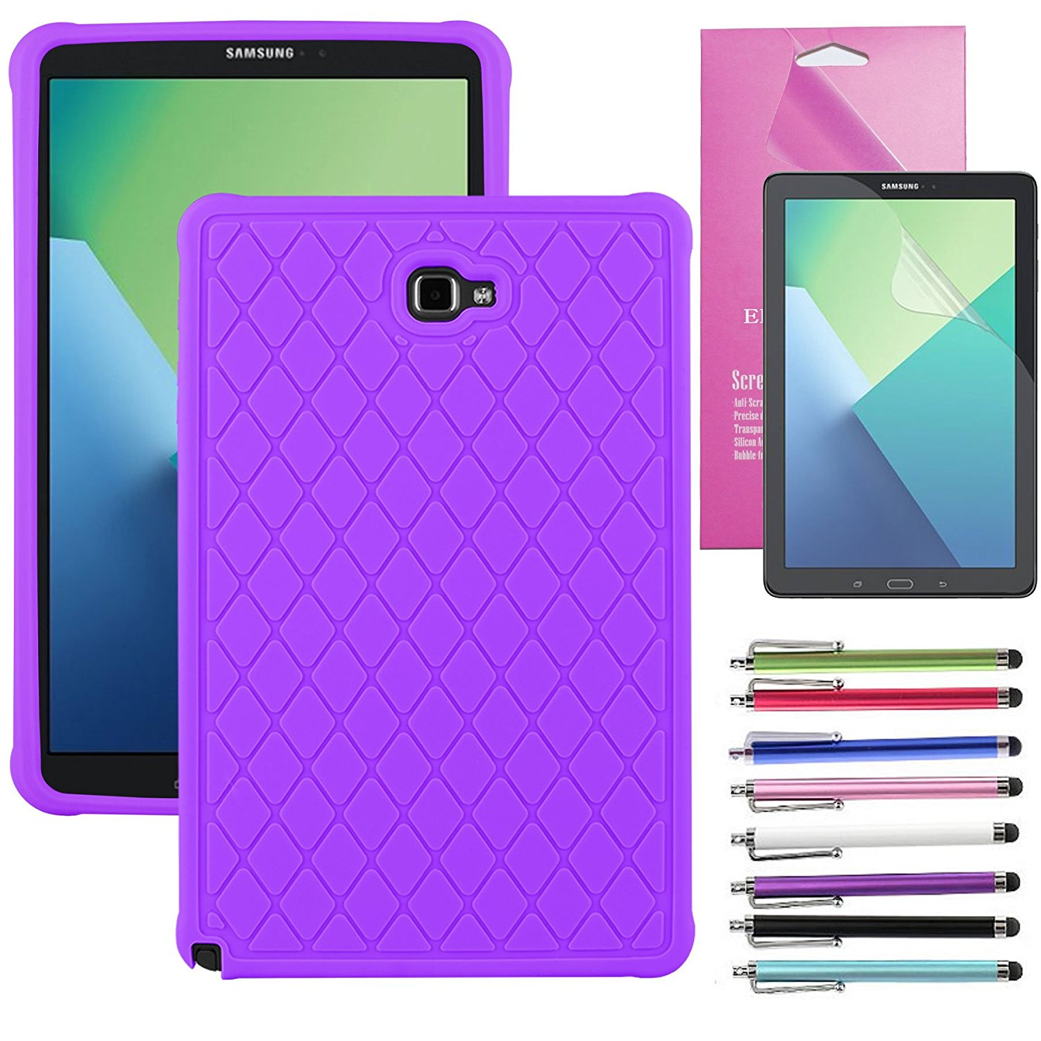 samsung galaxy tab a 10 1 with s pen case p580 p585