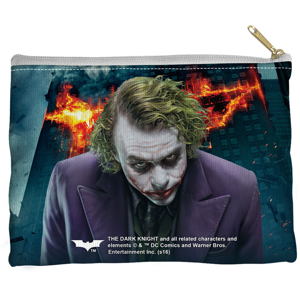 Dark Knight Trilogy Women's Agent Of Chaos Bag White