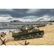 ACA13288 1:35 Academy US Army M10 GMC [MODEL BUILDING KIT]