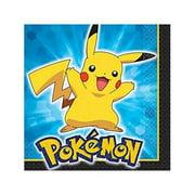 Pokemon 30340520 Pikachu and Friends Beverage Napkins