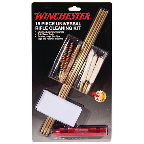Winchester Universal Rifle Cleaning Kit, 18pc