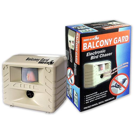 Bird-X Balcony Gard Silent Bird Repeller