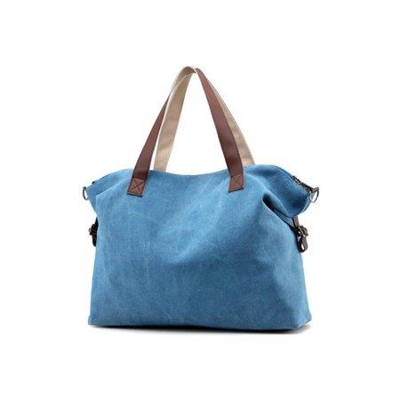 New Canvas Women Messenger Shoulder Bags Big Casual Tote Solid Handbags Hobo Bag Big Accessories Canvas Tote