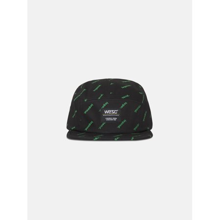 WeSC 5 Panel Legend Cap High Cap Print