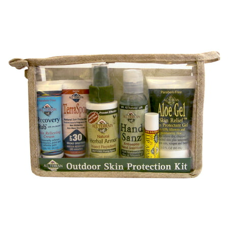 All Terrain Outdoor Skin Protection Kit, 6 -