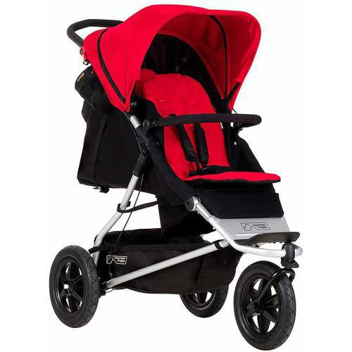 Mountain Buggy 2015 Plus One Inline Double Stroller by Mountain Buggy
