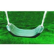 Flexible Flyer Dark Hunter Green Kid Comfort Swing Assembly