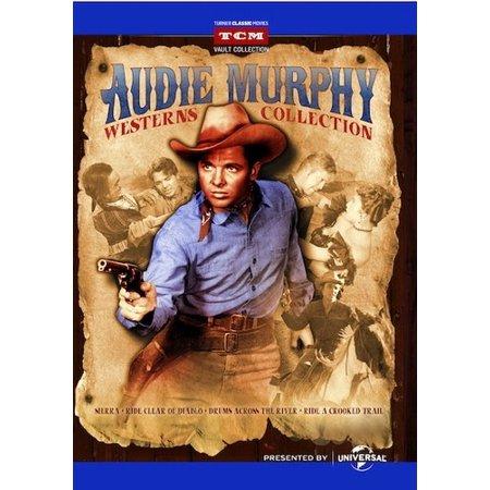 Audie Murphy Westerns (DVD)