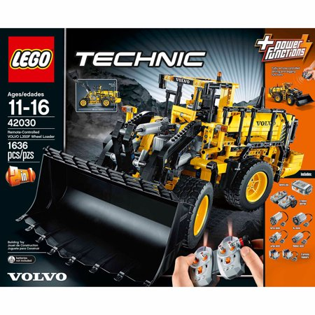 LEGO Technic Remote-Controlled VOLVO L350F Wheel Load
