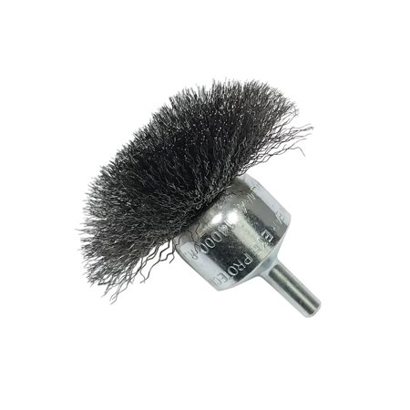 Zenith industries ZN306025 Circular Flared End Brush, 3