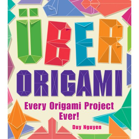 Uber Origami : Every Origami Project Ever! - Halloween Origami