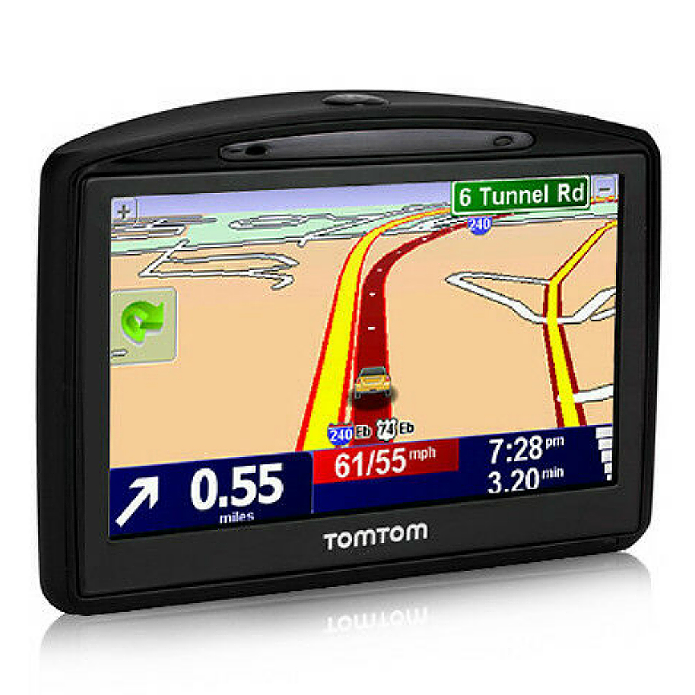 Refurbished TomTom GO 910 US and Europe Maps TomTom GO 910 US and