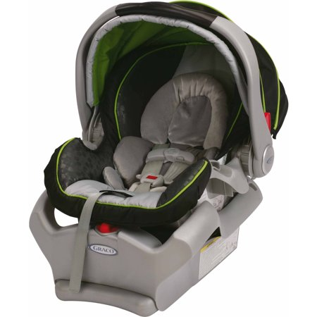 graco snugride classic connect 35 infant car seat dotti 39 s green. Black Bedroom Furniture Sets. Home Design Ideas