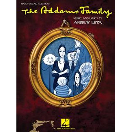 The Addams Family (Songbook) - eBook (Addams Family Halloween Party Ideas)