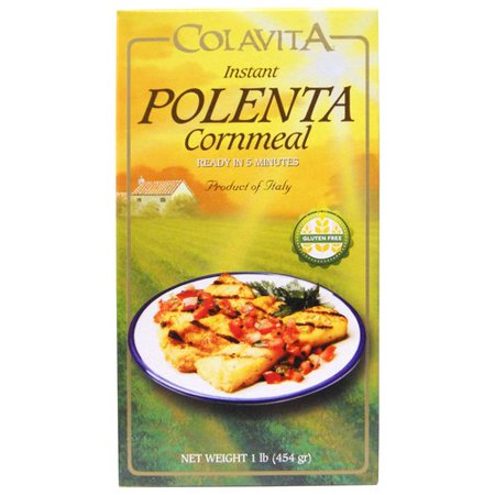 Colavita Instant Polenta Cornmeal  1 Lb