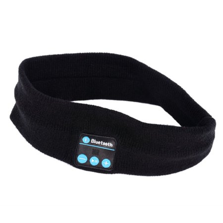 Wireless Bluetooth Stereo Headphone Sleep Head Band Sports Headset Headbands