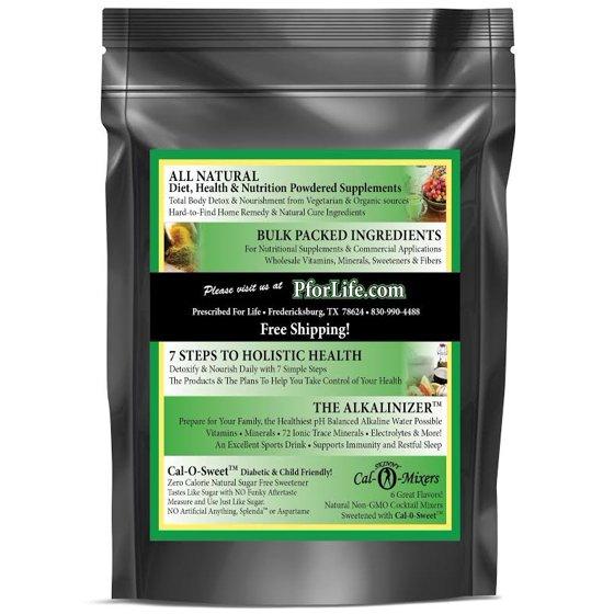 Potassium Bicarbonate - Natural USP Food Grade Crystalline Powder - 39% K,  1 lb