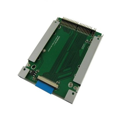 2.5 Ide Ssd (IDE to ZIF 40 Pin SSD Adapter with 2.5 Inch Housing )
