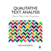 Qualitative Text Analysis - eBook