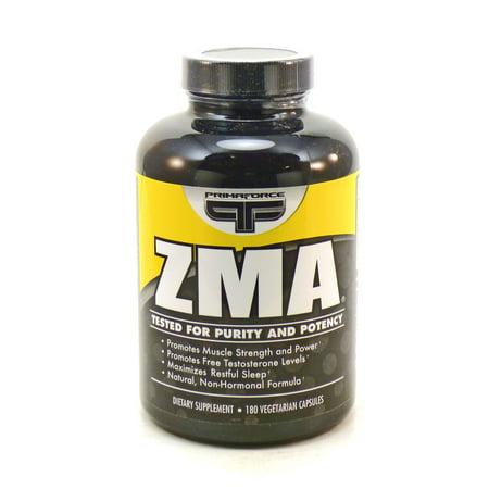 ZMA par PrimaForce - 180 capsules