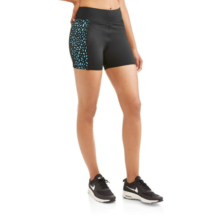 ONLINE - Women s Active Performance Bike Shorts With Contrast ... e0f739d0e