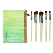 EcoTools 6 Piece Essential Eye Makeup Brush Collection