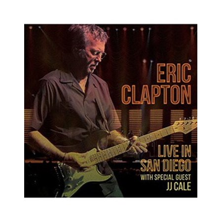 Eric Clapton: Live in San Diego with J.J. Cale (Blu-ray)