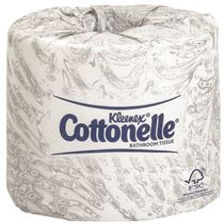 Cottonelle Toilet Tissue 2Ply White 451 Sheets Per Roll 20 Rolls Per Case