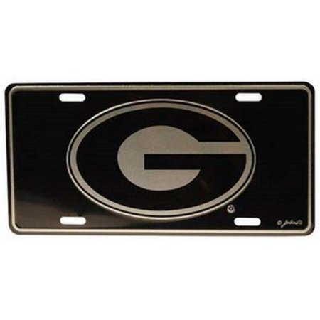 Georgia Bulldogs Elite License Plate - Georgia Bulldog Party Supplies