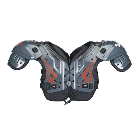 Wilson youth TDY Velocity football shoulder pads ALL