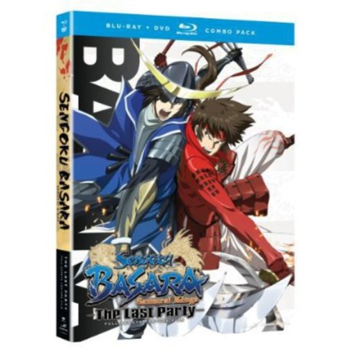Sengoku Basara: Samurai Kings - The Last Party (Blu-ray + DVD)