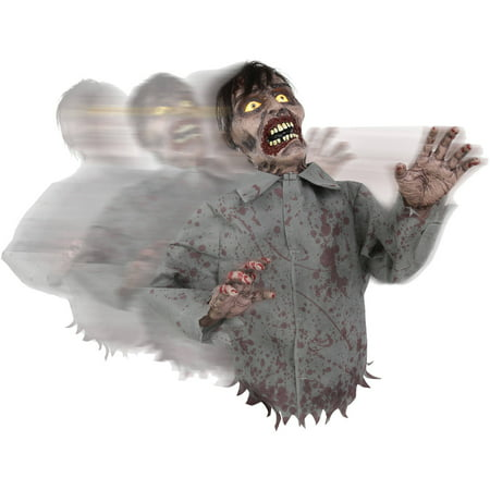 Bump And Go Zombie Halloween Decoration - Daily Bumps Halloween Special