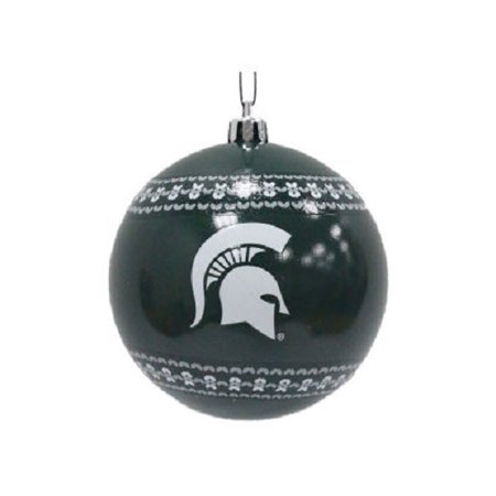 Michigan State Spartans NCAA Ugly Sweater Ornament - Ugly Ornaments
