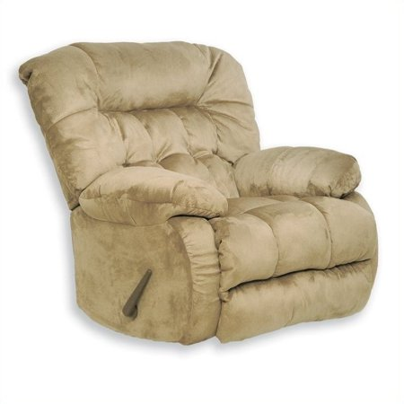 Catnapper Teddy Bear Inch-A-Way Oversized Chaise Recliner