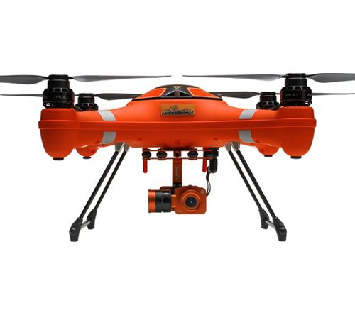 SwellPro Waterproof Fishing Drone Splash Drone 3 AUTO by Swellpro