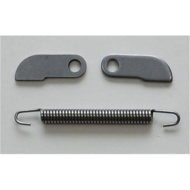 Vibrant 10340 header collector spring  tab lock  kit