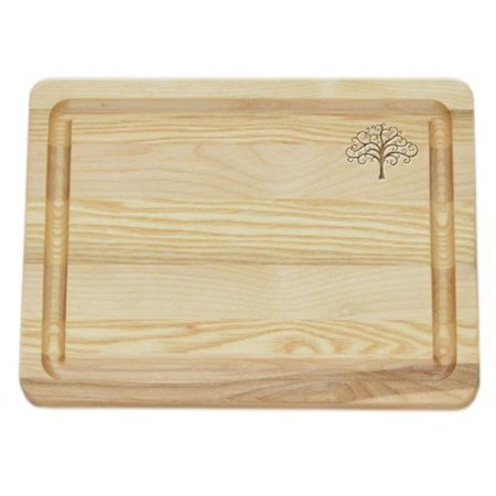 Wooden Carving - Carved Solutions Master Collection Wooden Cutting Board Small -Treeolife