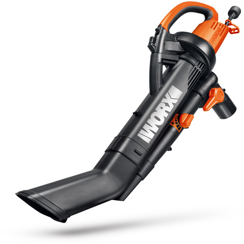 WORX 12-Amp Trivac with Metal Impeller