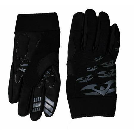 Valken Sierra Paintball Gloves Black - Small S