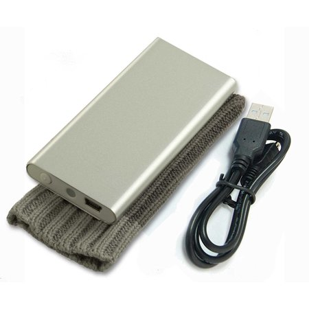 HotPod USB Rechargeable Pocket Hand Warmer with Sleeve ()