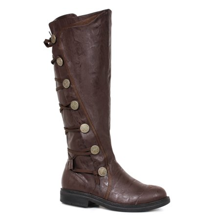 125-FRESCO Mens Renaissance Boot (Renaissance Shoes)