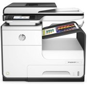 HP PageWide 377dw Color Multifunction Business Printer with Wireless & Duplex Printing (J9V80A)