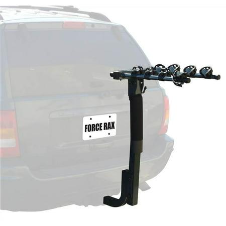 Force Rax 4 Bike Hitch Car Rack ()