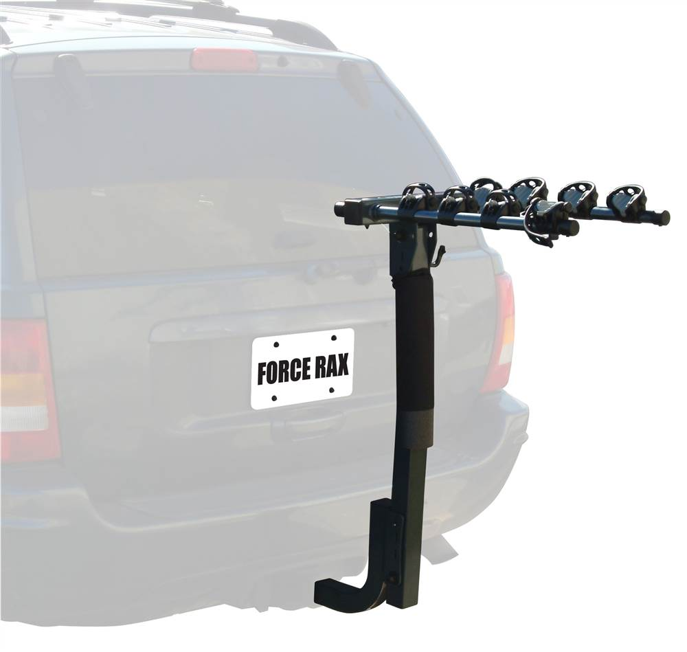 Force Rax 4 Bike Hitch Car Rack