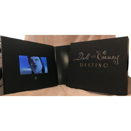 - Dali and Disney: Destino (Limited Edition) : The Story, Artwork, and Friendship Behind the Legendary Film
