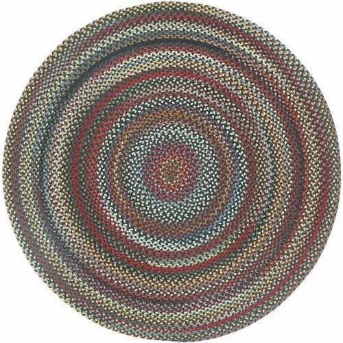 Portland Round Braided Area Rug